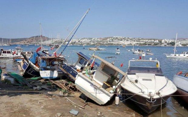 Потужний землетрус сколихнув популярний курорт: відео