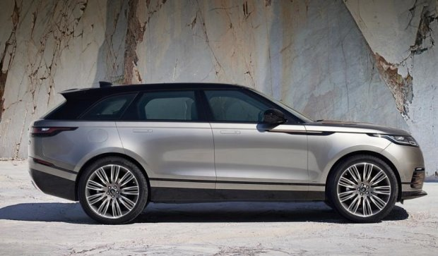 Новий Range Rover показали в Лондоні