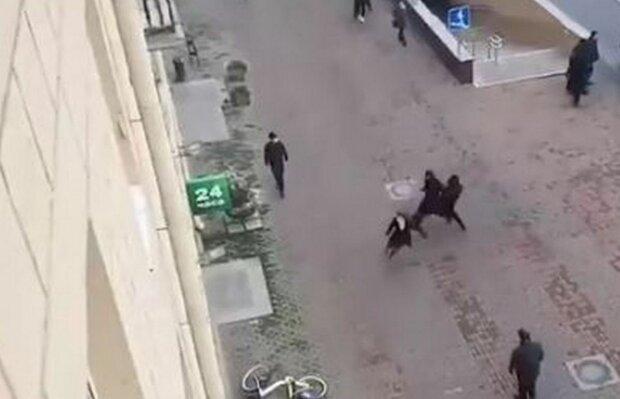 Митинг в Беларуси, фото: скриншот из видео