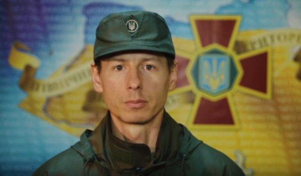 Бійці АТО та волонтери закликали переходити на українську мову (відео)