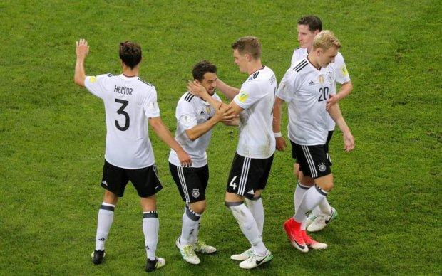 Німеччина - Мексика 4:1: огляд матчу Кубка Конфедерацій