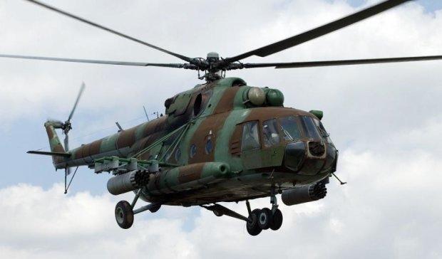 Військовий гелікоптер упав на школу: постраждали діти