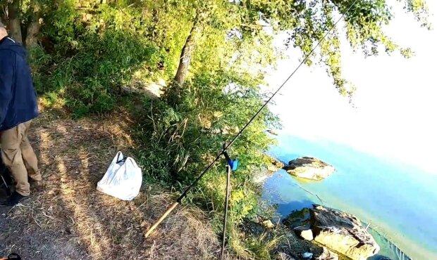 Риболовля / скріншот з відео