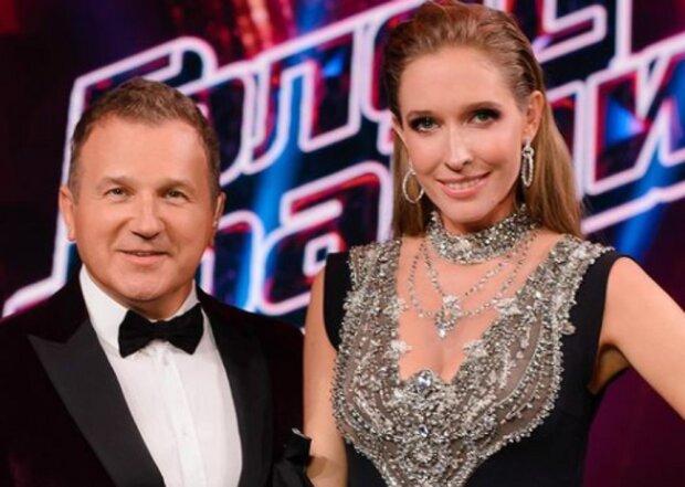 Юрій Горбунов і Катя Осадча, фото: Instagram