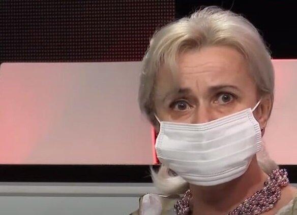 Ирина Фарион, скриншот: YouTube