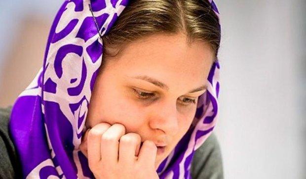 Українка вийшла в півфінал чемпіонату світу з шахів
