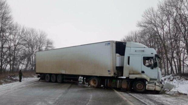 Авария в Харькове, фото: Полиция Харьковской области