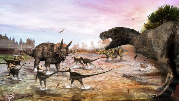 Если бы не метеорит: палеонтологи разоблачили главный миф о динозаврах
