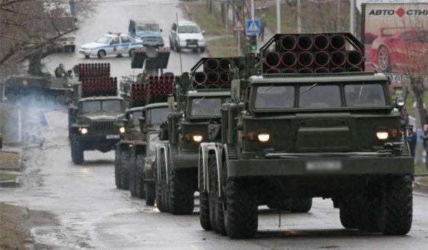 Россия планирует на майские праздники массовое наступление на Донбасс