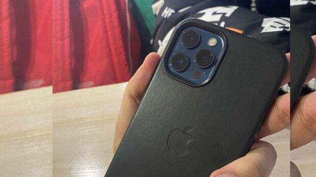Apple iPhone 12 Pro Max, фото: Знай.ua