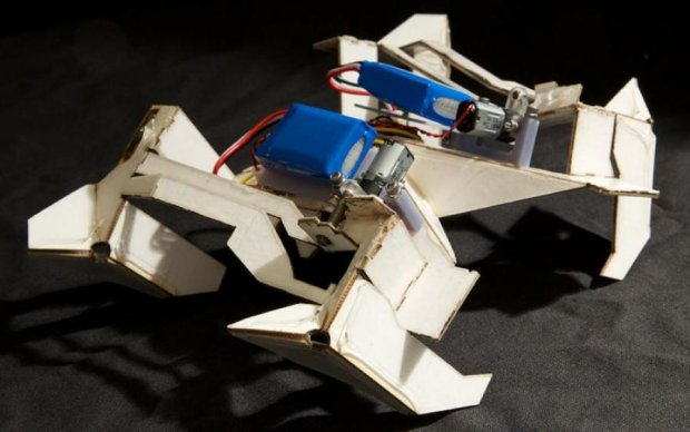 """Комп'ютерна програма полегшить створення """"робота-орігамі"""""""