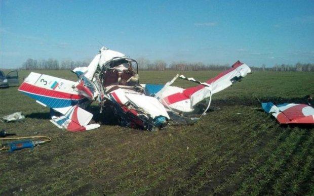 Чемпіон світу загинув у моторошній авіакатастрофі: опубліковані фото