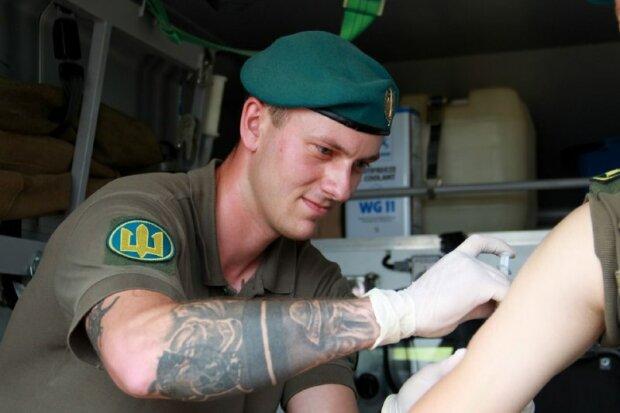"""Український медик """"Хімік"""", фото: armyinform"""