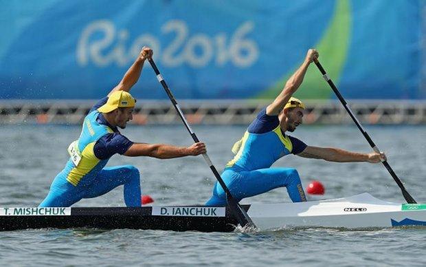 Украинские гребцы завоевали полный комплект наград на Кубке мира
