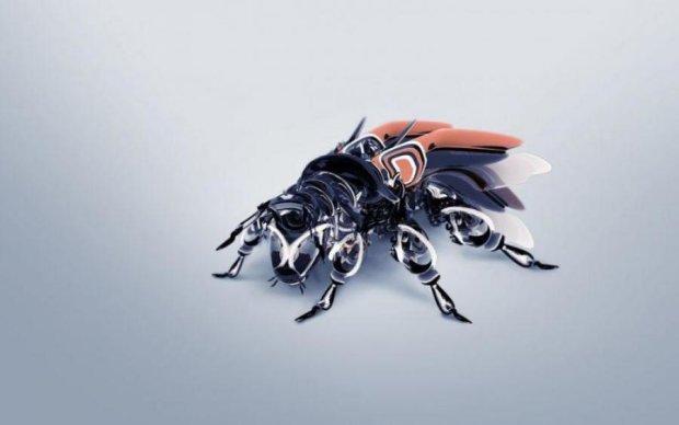 Микророботы пришли на замену невыгодным пчелам