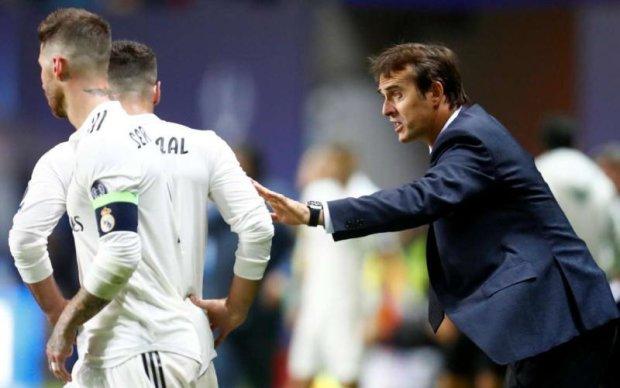 Новий тренер Реала зробив те, що Зідан собі не міг дозволити
