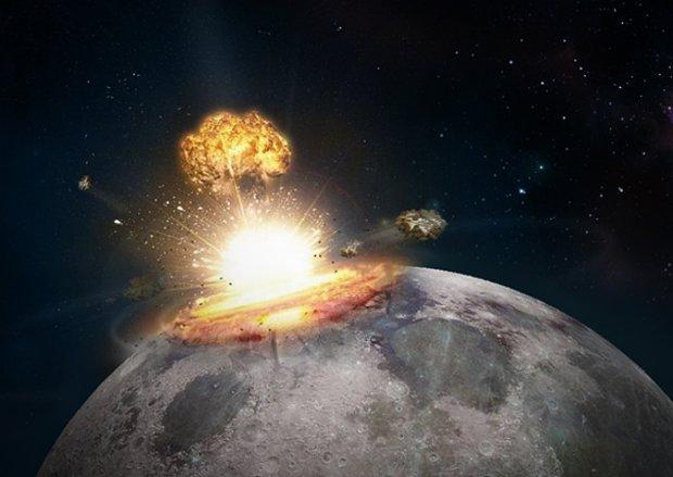 Ученые нашли на Луне метеорит, который прилетел с Земли: теория о том, как он там оказался, взорвет ваш мозг