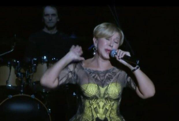 Любовь Успенская, скриншот: YouTube