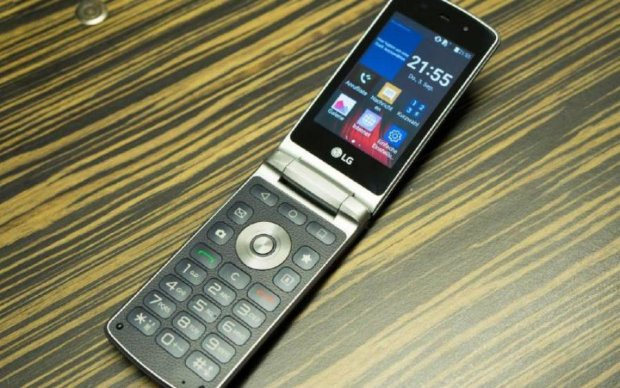 LG воскресит раскладушку с помощью Android