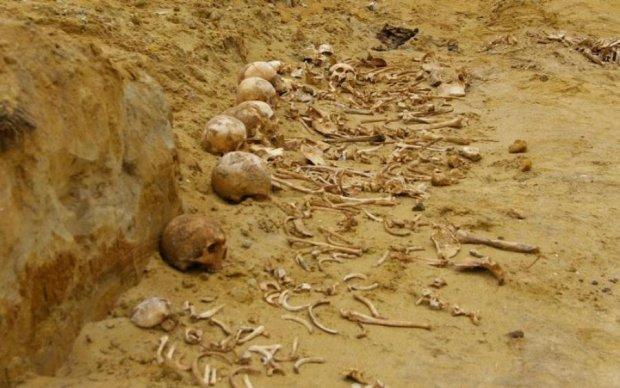 Ужасы фашизма: археологи обнаружили самое страшное место на Земле