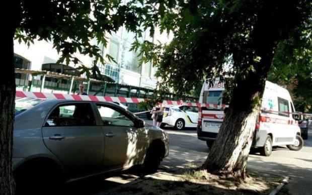 """План """"Перехоплення"""": у Києві сталося зухвале пограбування"""