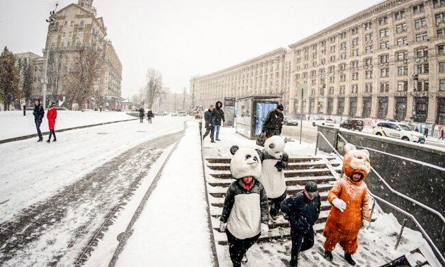 Трохи приморозить, трохи пригріє: чим погода здивує киян у перший день зими
