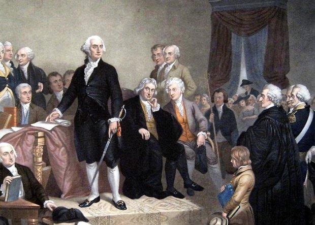 інавгурація Джорджа Вашингтона