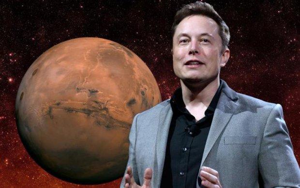 Маск рассказал, когда и как заселят Марс