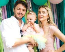 Сергій Притула з родиною