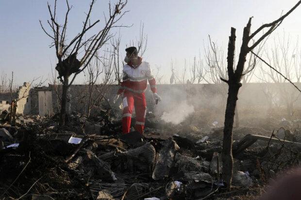 Аварія МАУ, фото з вільних джерел