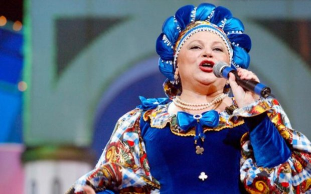 Померла відома виконавиця російських народних пісень