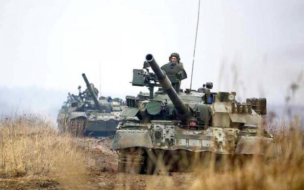 Учения Запад-2017: российский солдат случайно сдал Путина