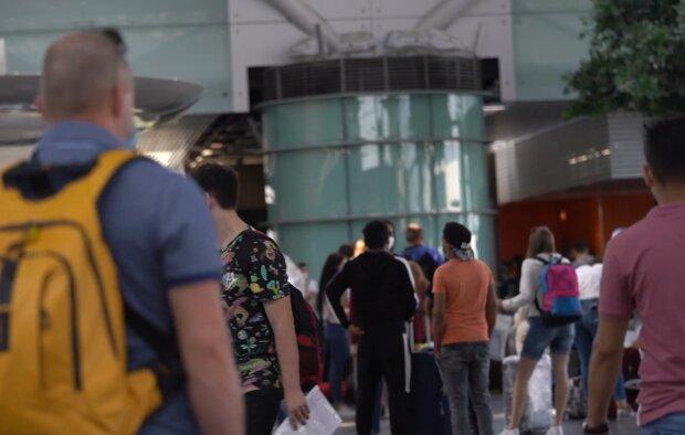 Рейсы МАУ, фото: кадр из видео