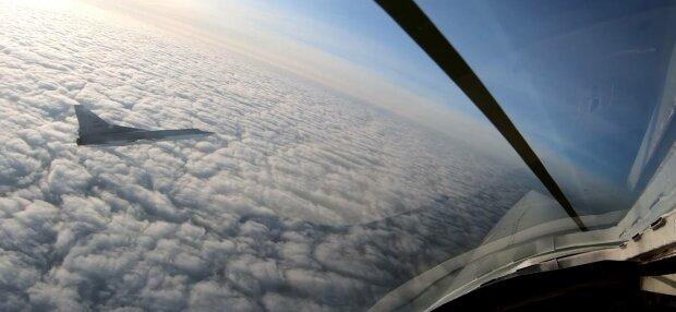 Бомбардировщик ТУ-22М, фото: скриншот из видео