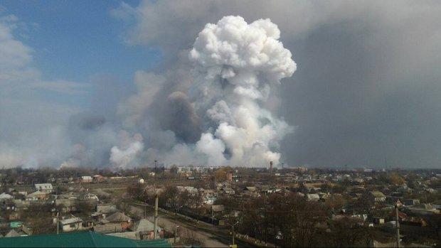 Взрыв арсенала в Ичне: что делает власть и сколько нужно на ликвидацию