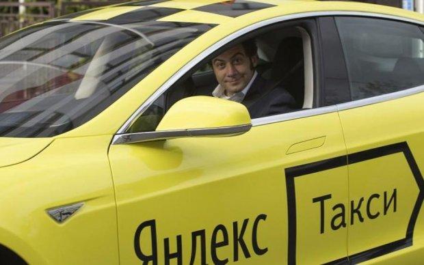 Яндекс.Такси проигнорировало украинское законодательство