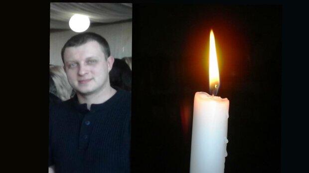 Свічка скорботи, фото: Facebook