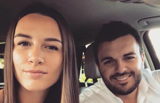Григорій Решетник з дружиною Христиною, фото Instagram
