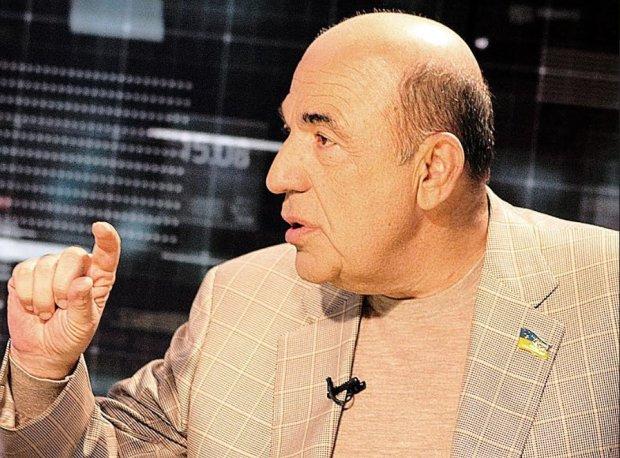"""Рабинович: Нужно идти на выборы и выгонять всех """"политиков-свиней"""" из парламента"""