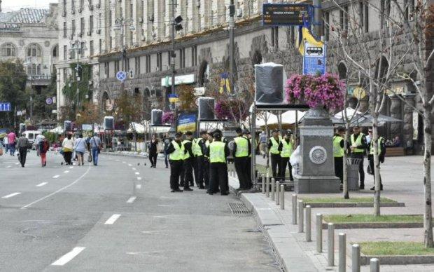Ліга чемпіонів 2018: карта перекритих вулиць Києва