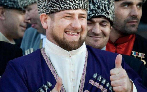 Кадиров покаже Макрону і Меркель щасливих геїв