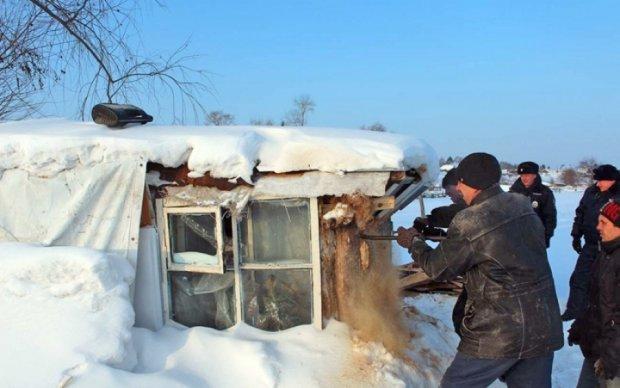 З блекджеком: російські школярі побудували собі шинок для прогулів