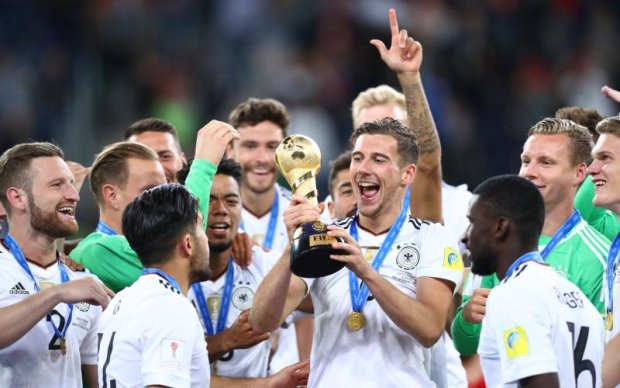 Чилі - Німеччина 0:1 Відео голу і огляд фіналу Кубку конфедерацій