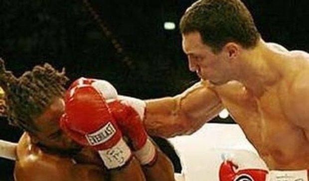 Младший Кличко бьет больнее – Крис Берд