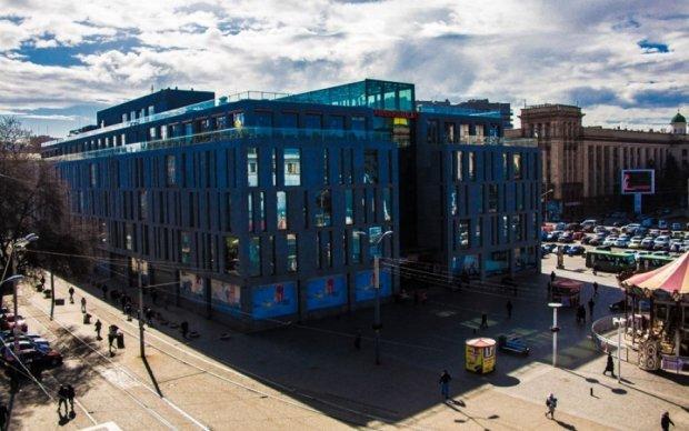 Как за 200 лет изменялся торговый центр Днепра