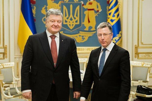 """Порошенко """"провел"""" Волкера после отставки и заговорил о преемнике: """"Непросто будет превзойти"""""""