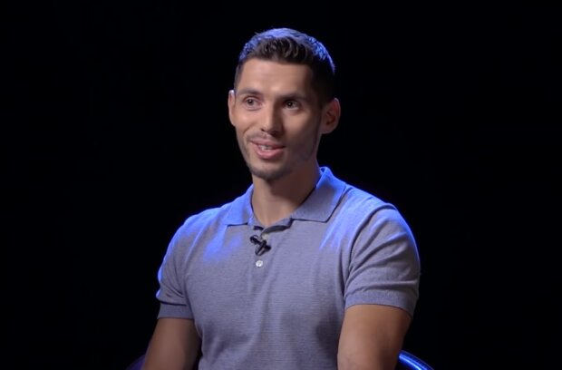 Микита Добринін, скрін з відео