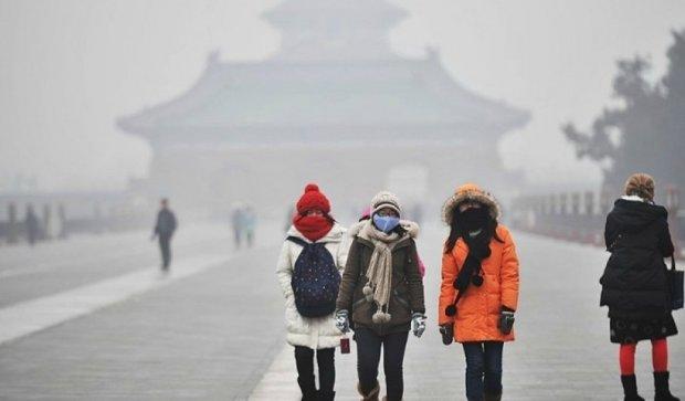 От грязного воздуха ежегодно умирают 5,5 млн человек