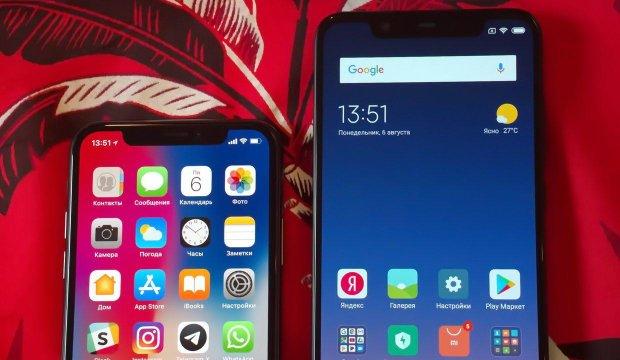 Xiaomi Mi 8 продают в Украине за копейки