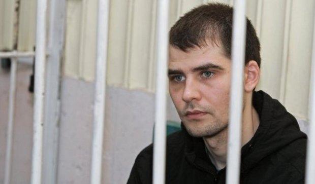 Украинский политзаключенный теряет руку (ФОТО)